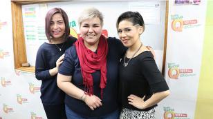¡Ruby y Marcela de 'Los 4 finalistas' nos cantaron en 'El Show de las Mamis'! (VIDEO)
