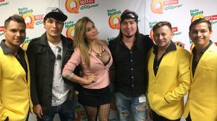 Sonido 2000 presentó su nueva canción 'La conquistadora' en 'Qumbias y Risas' (VIDEO)