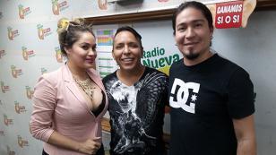 Sonido 2000 presentó su nueva canción 'Loca juventud' en 'Qumbias y Risas' (VIDEO)
