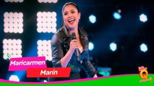 ¡Te presentamos la biografía de Maricarmen Marín! (AUDIO)