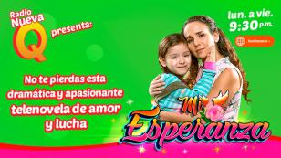 Telenovela 'Mi Esperanza' cautiva a los peruanos