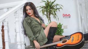 Thamara Gómez de Puro Sentimiento se muestra sexy en fotografías