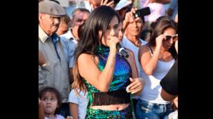Thamara Gómez explicó por qué no fue a la grabación de 'Domingos de Fiesta'