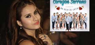 ¿Thamara Gómez furiosa  con Corazón Serrano por su nueva portada de disco?