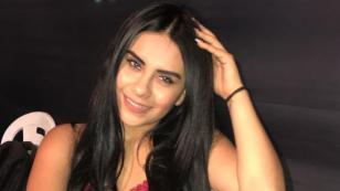Thamara Gómez impacta a sus fans al posar con un sexy vestido