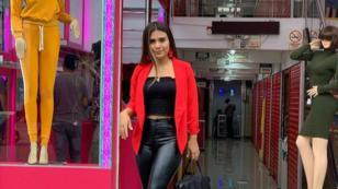 Thamara Gomez inaugura su propia tienda de ropa