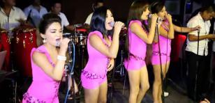Thamara Gómez cantó 'Llévame contigo' con Puro Sentimiento
