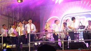 ¡Todo un éxito fue QQQumbia con el Grupo5 EN VIVO! (VIDEO)