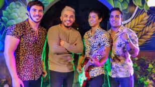 Tommy Portugal, Cedric Vidal y Erick Elera estrenaron 'Bebo por ti'
