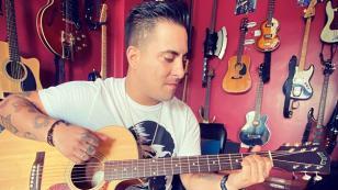 Tommy Portugal publica adelanto de su nueva producción