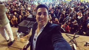 Tommy Portugal rinde un homenaje a Carlos Ramírez