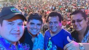 Tony Rosado anunció que cantará en San Juan de Lurigancho