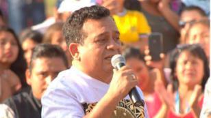 Tony Rosado cerró con éxito su tour por Argentina (VIDEO)