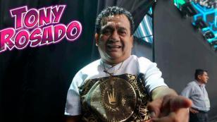 Tony Rosado confirmó concierto en Chile