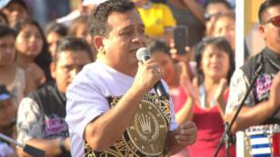 Tony Rosado invita a sus fans a su aniversario en Chiclayo (VIDEO)