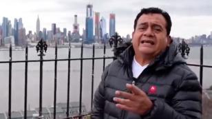 Tony Rosado presentó avances de su nuevo videoclip