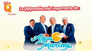 'Tu amor fue una mentira' se consagró como la QQQumbia más importante de Agua Marina (VIDEOS)