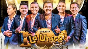 La Única Tropical ofrecerá concierto en Chiclayo este sábado