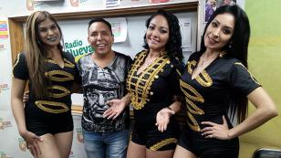 Vanesa y las tremendas presentó su nueva canción 'Hoy quiero tomar' (VIDEO)