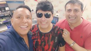 ¡Víctor Manuel se vaciló en 'Qumbias y Risas'!