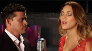 Christian Domínguez y María Grazia Gamarra estrenaron video de 'Mis tres Marías'
