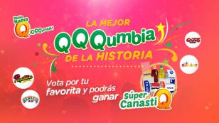 ¡Vota por 'La mejor 'Q Q Qumbia' de la historia' y gana premios!
