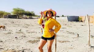 Yrma Guerrero, de Corazón Serrano, deja ver su pancita